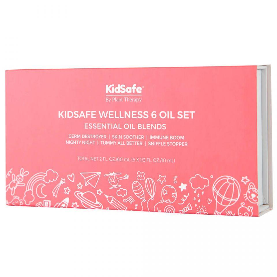 Plant Therapy KidSafe Wellness Set