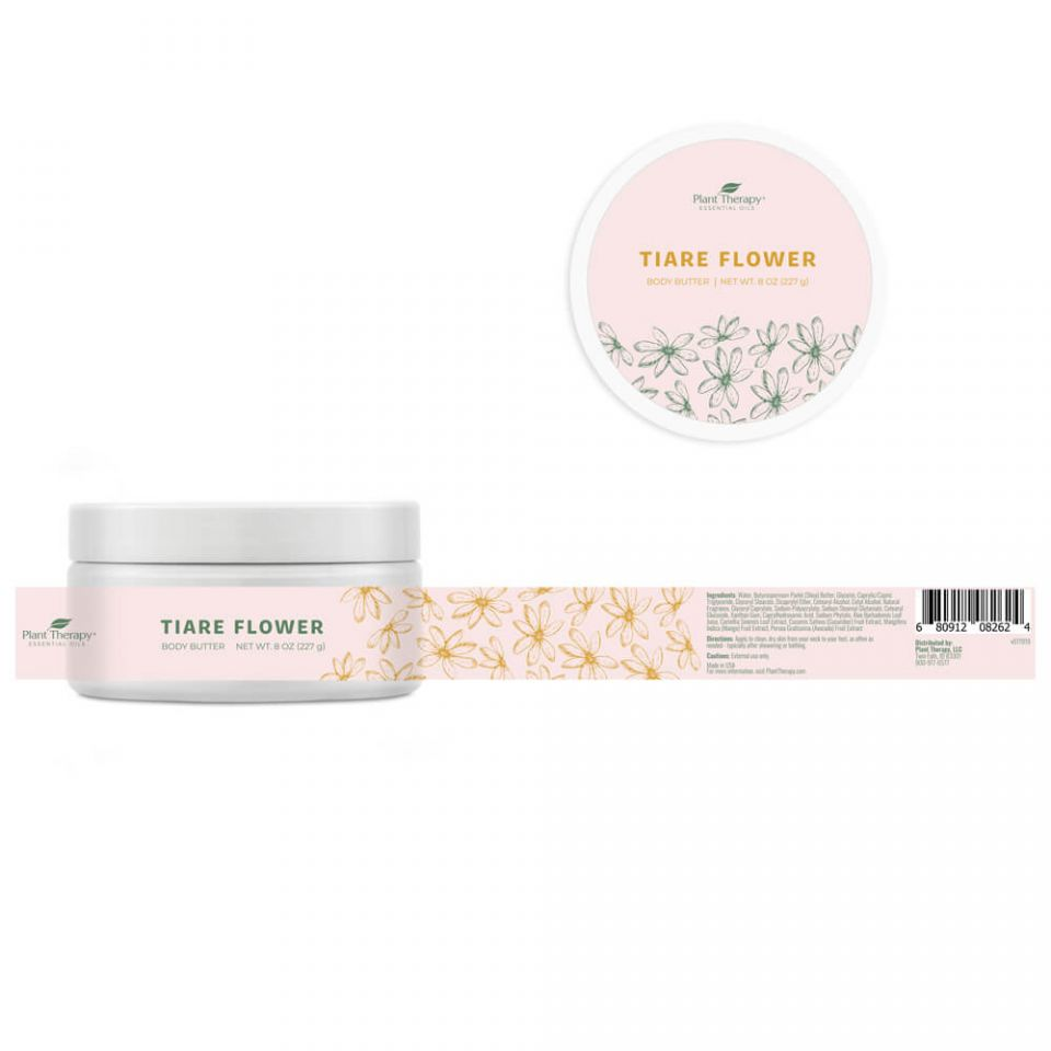 Plant Therapy Tiare Flower Body Butter