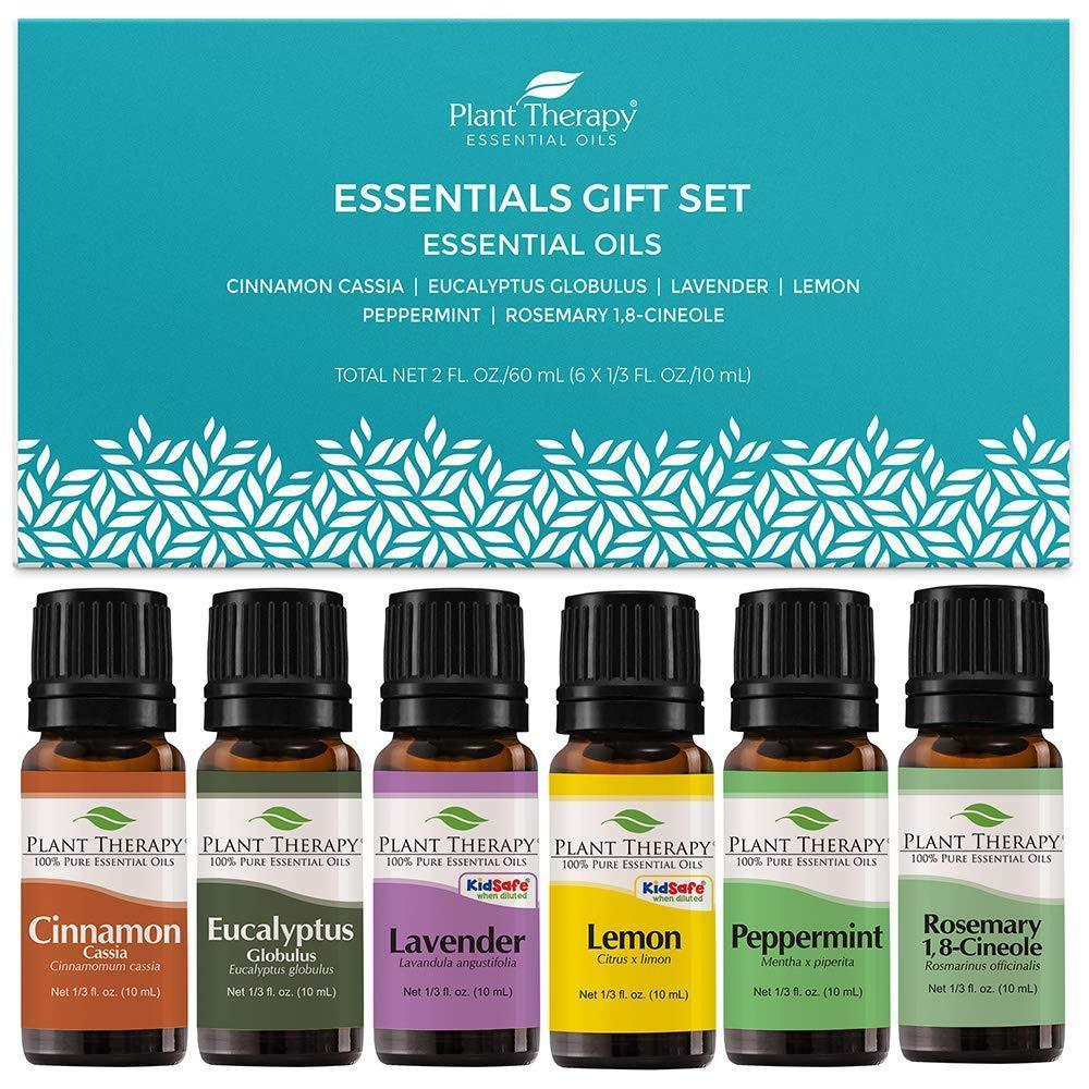 Plant Therapy Essentials Gift Set