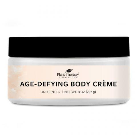 Plant Therapy Unscented Age-Defying Body Crème