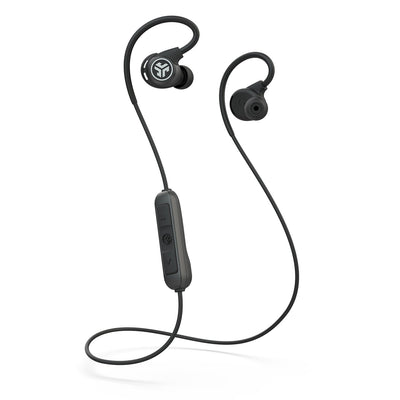 Fit Sport 3 Wireless Fitness-oordopjes in zwart