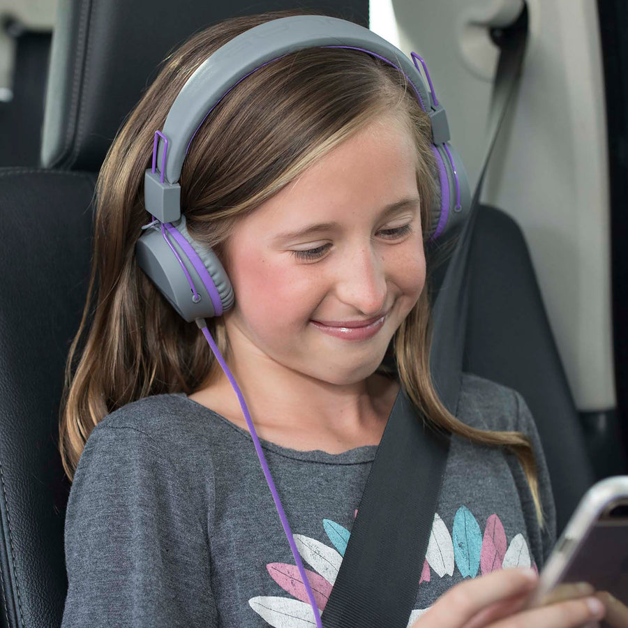 JBuddies Studio On-Ear Folding Kids Headphones