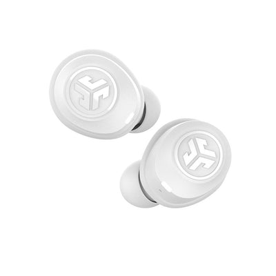 JBuds Air True Wireless Earbuds Auriculares Branco