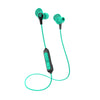 JBuds Pro Bluetooth Signature Earbuds in groenblauw