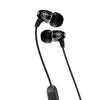 Metal Bluetooth Rugged Earbuds i sort