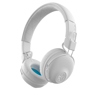 Studio Bluetooth Wireless On-Ear Headphones On-Ear hörlurar i vitt