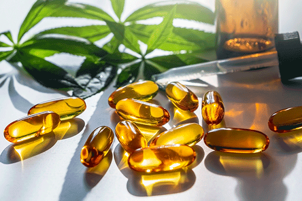 Everything you need to know about CBD Softgels