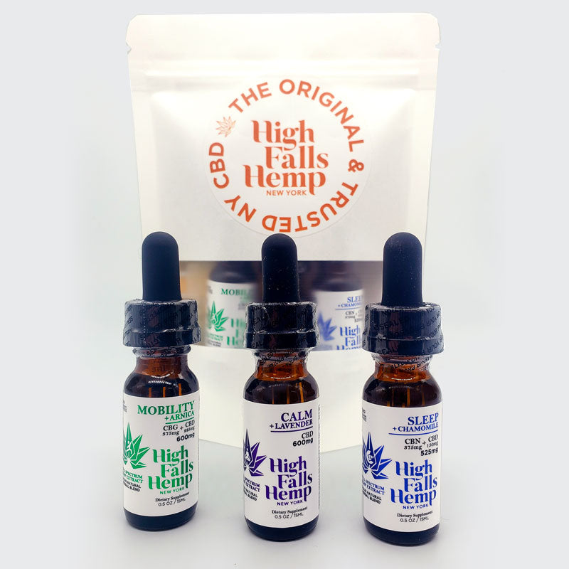 CBD Wellness Kit