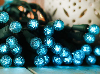 Round LED Party Lights