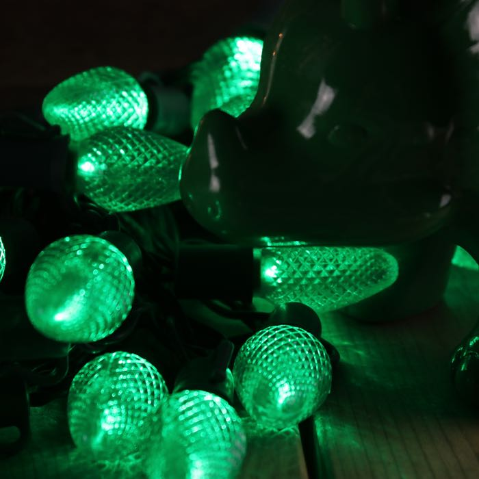 green c7 led christmas lights tap to expand