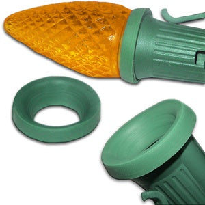 C9 Rubber O-Ring Green