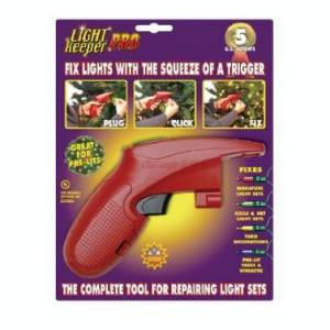 Light Keeper Pro Mini Lights Repair Gun