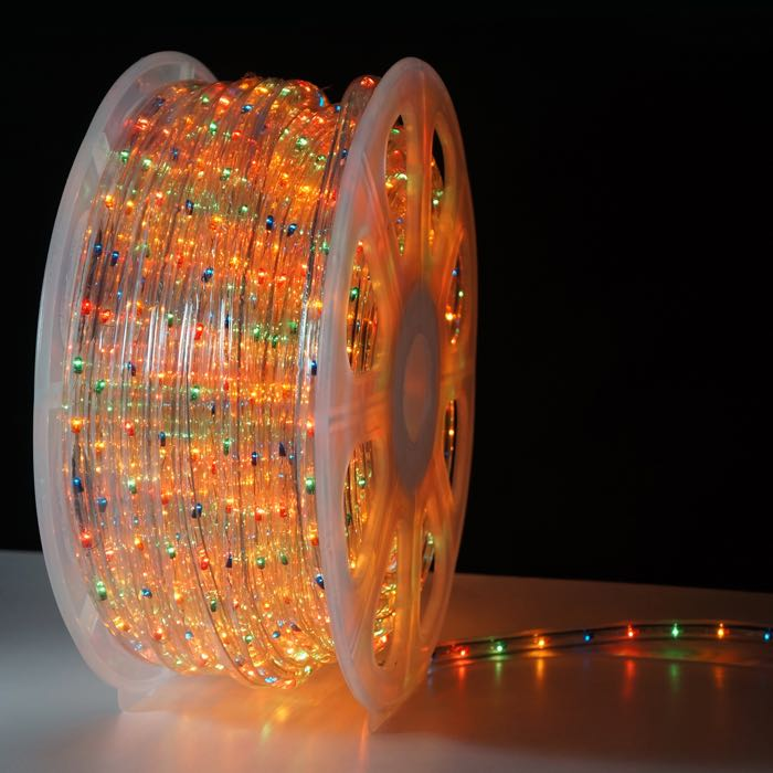 Multi Color Rope Light 13mm 2 wire