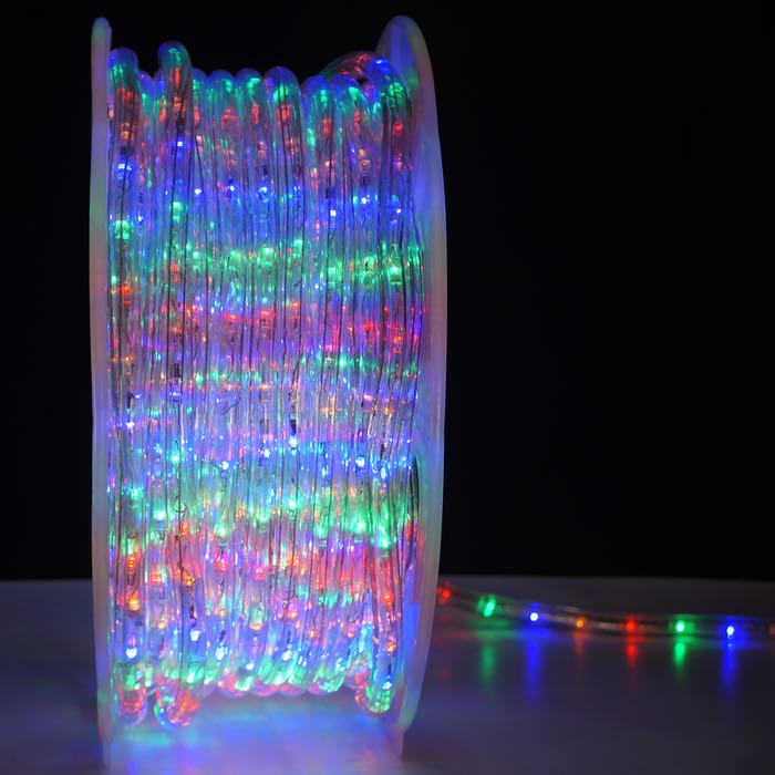 1/2 Inch Multi LED Rope Light