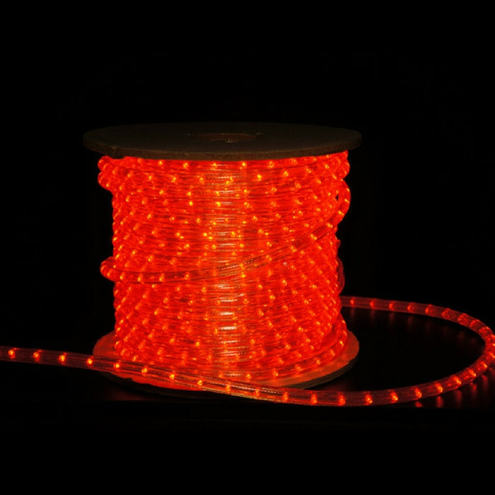 150 foot spool of 38 inch orange led rope light orange led rope light tap to expand aloadofball Image collections