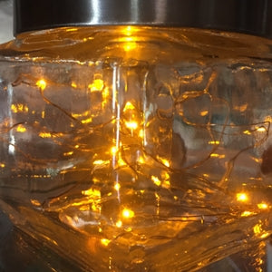Amber Led Fairy Lights Battery Operated