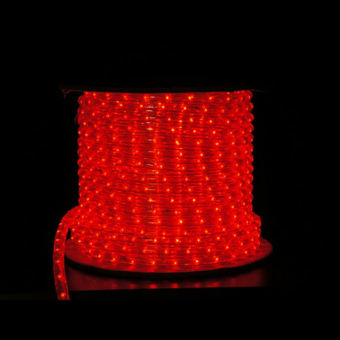 12 inch red led rope light 150 foot spool red led rope light tap to expand aloadofball Gallery