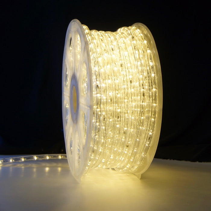 Warm White Led Rope Light Tap To Expand