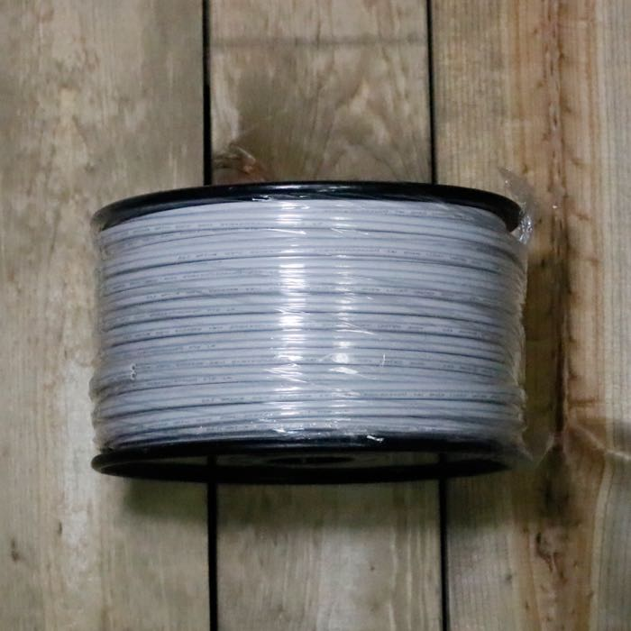 1000 foot White Wire SPT-2