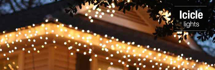 Traditional Icicle Lights