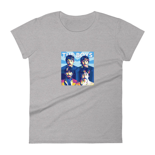 TheBoys by Yendri Tee