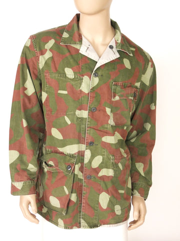 Finnish  reversable camouflage jacket.