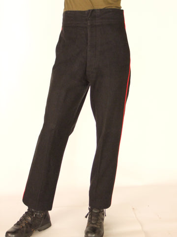 British military dress trousers