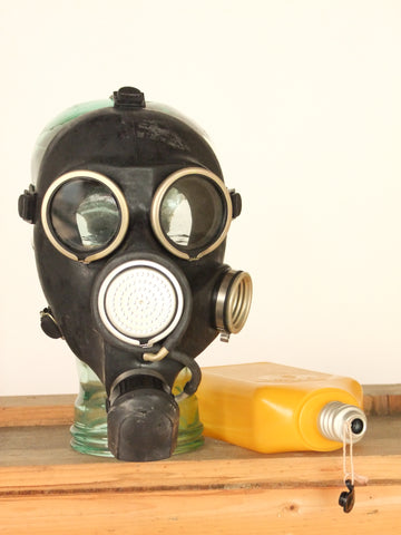 Russian G7 gas mask