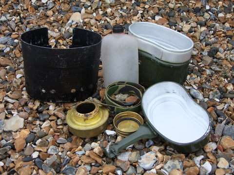 Trangia style cook set/ CURRENTLY OUT OF STOCK
