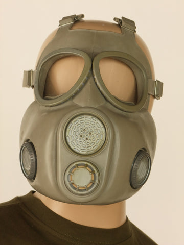 Bulldog gas mask
