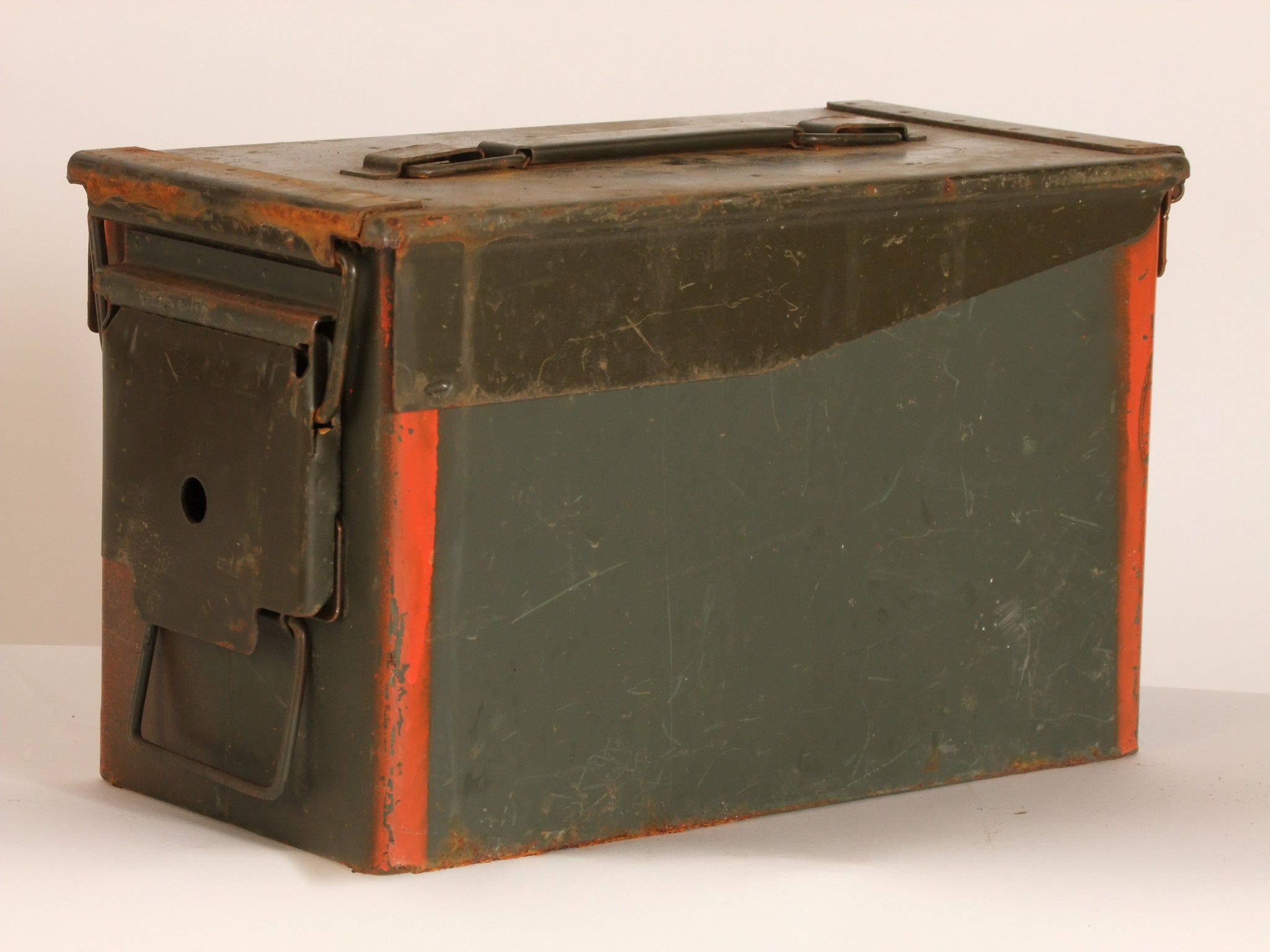 Ammo tin 5.56mm