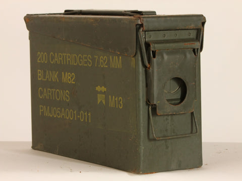 Ammo tin 7.62mm