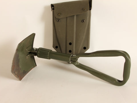 Entrentching tool/folding shovel.