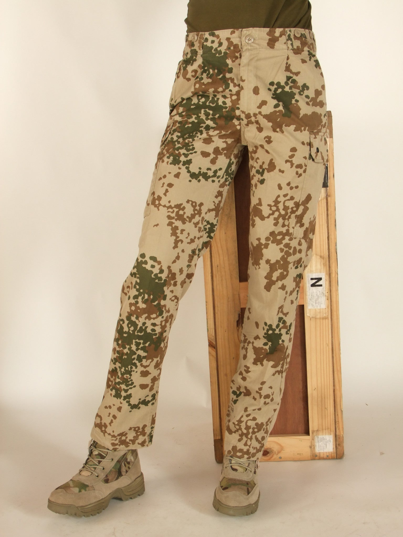 German tropentarn trousers
