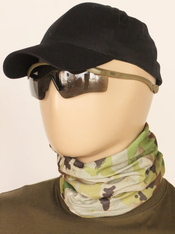 Military style snood/headover.