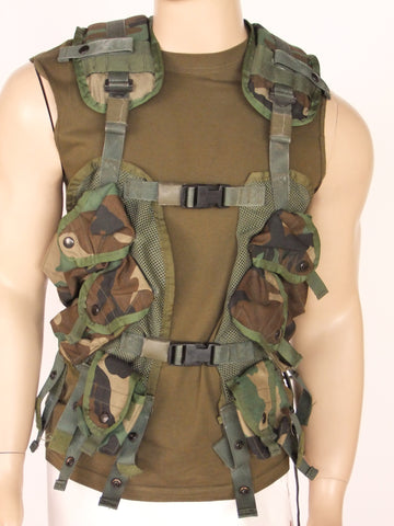 USA tactical assault vest.