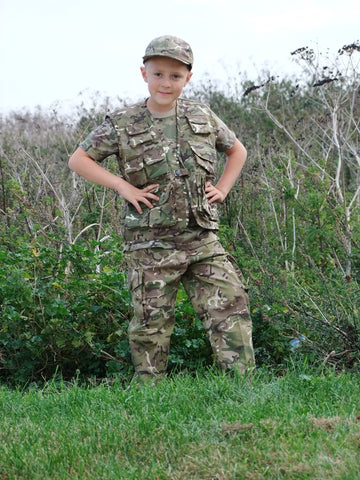 Childrens combat trousers