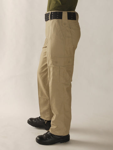 New combat trousers