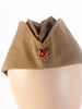 Soviet forage cap and badge