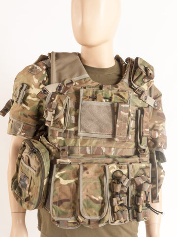 MTP assault vest