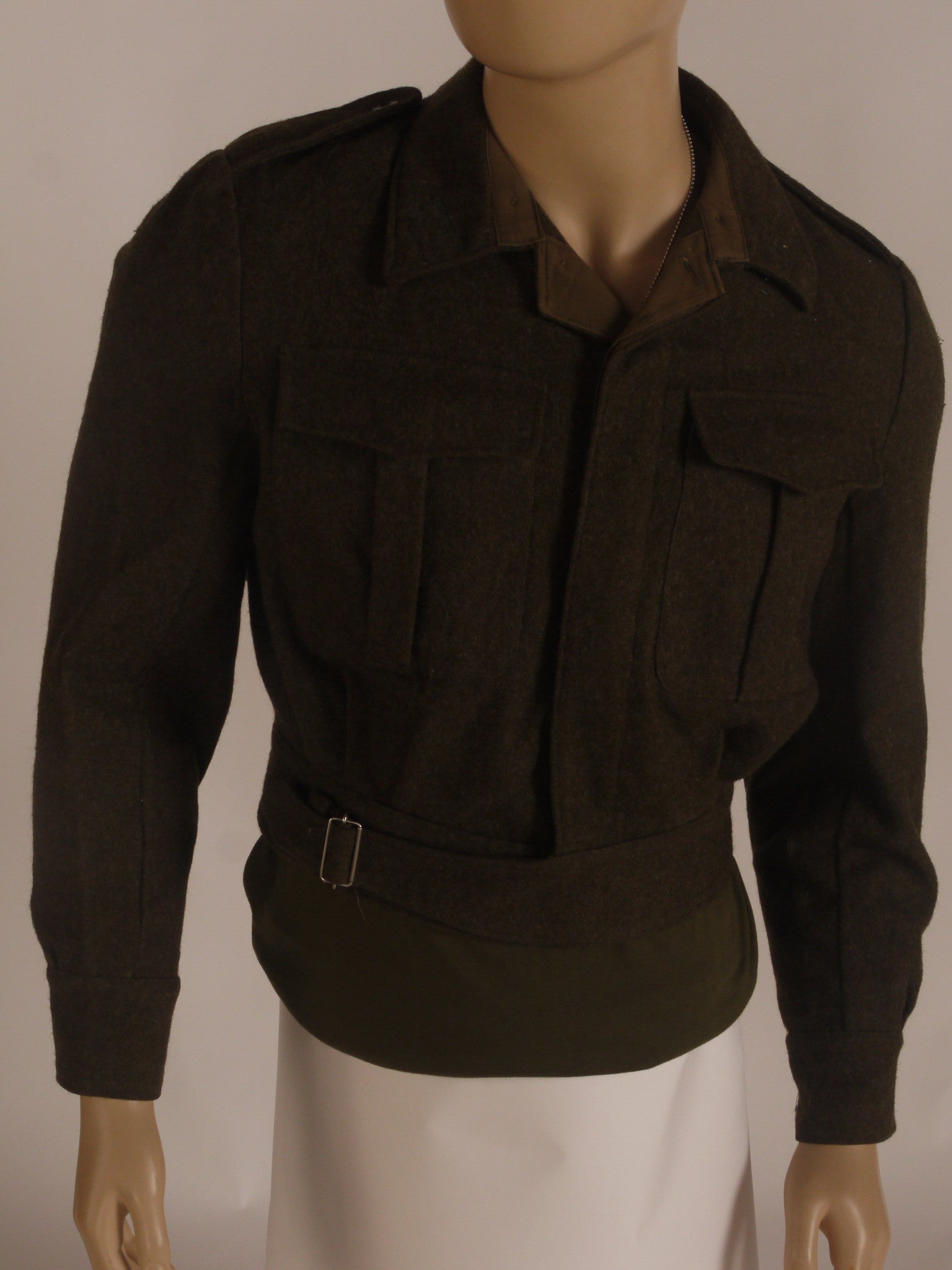 WW2 style Battle dress jacket