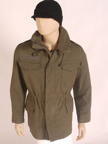 Austrian Gore-tex lined M65 jacket