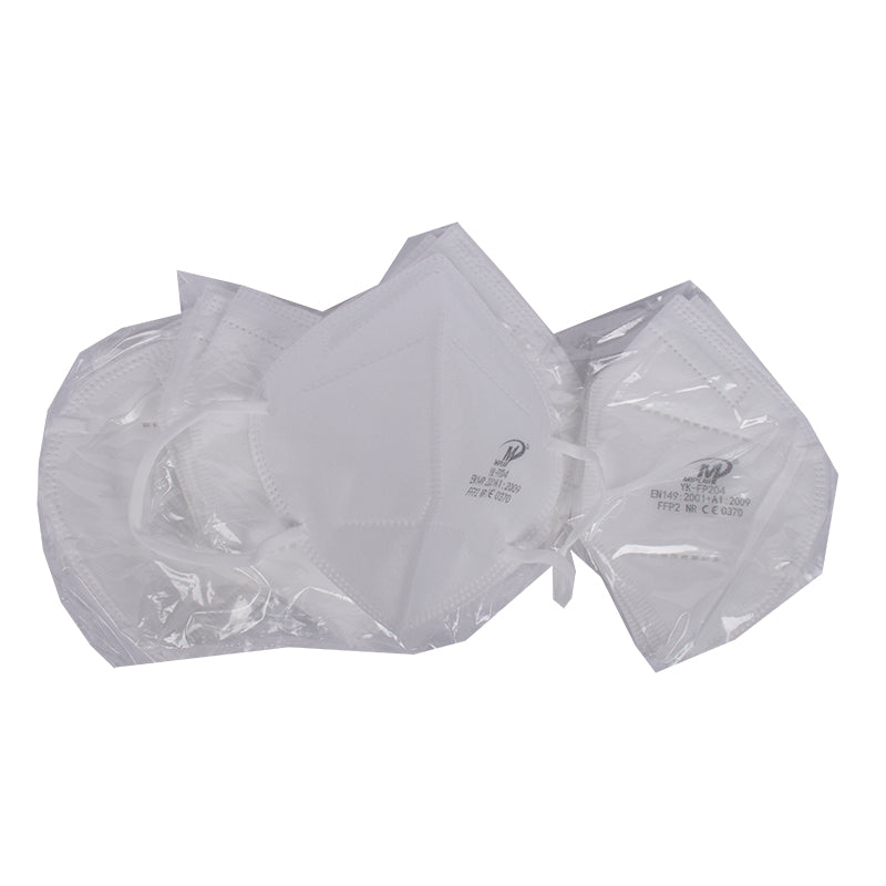 20 Pcs KN95 5-Layer CE Certified Face Mask FFP2 BFE>95% Respirator