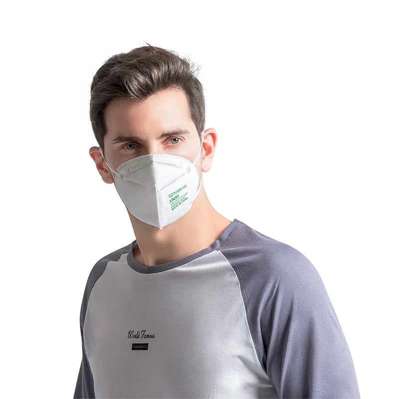 Original4u Powecom EUA FDA Approved KN95 Protective Face Mask Respirator - An authorized distributor