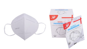 KN95 Protective Respirators Protective 5 Layers Face Mask 10 Pack - BFE>%95