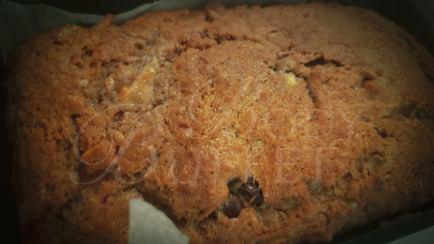 Chocolate chip banana but bread