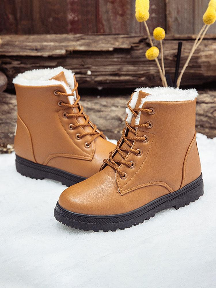 2021 Women's Flat-bottomed Martin Boots Short Boots - INS | Online Fashion Free Shipping Clothing, Dresses, Tops, Shoes
