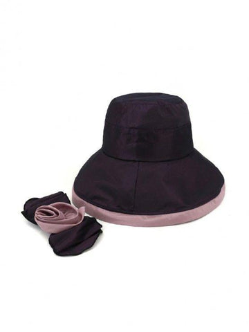 Bowknot Wide Brim Bucket Hat - INS | Online Fashion Free Shipping Clothing, Dresses, Tops, Shoes