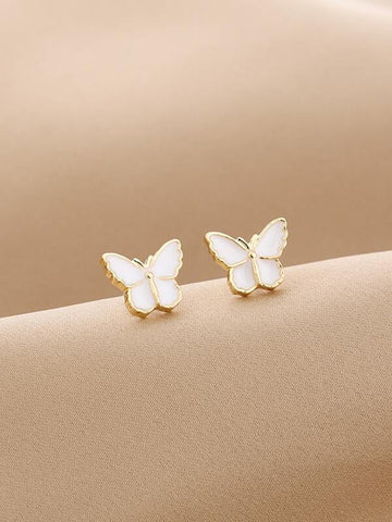 Butterfly Design Earrings - INS | Online Fashion Free Shipping Clothing, Dresses, Tops, Shoes