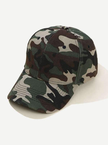 Camouflage Baseball Cap - INS | Online Fashion Free Shipping Clothing, Dresses, Tops, Shoes